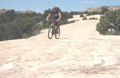 Slickrockbiking